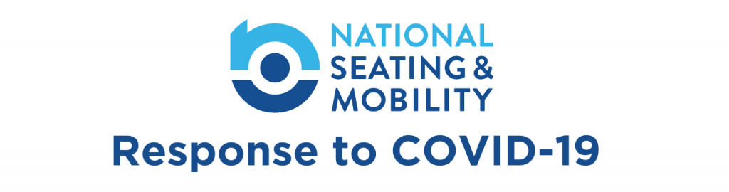National Seating & Mobility response to COVID-19